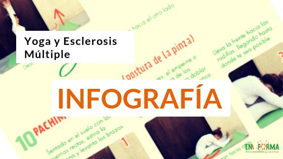 Yoga y Esclerosis Múltiple: Infografía                                        4.97/5(38)