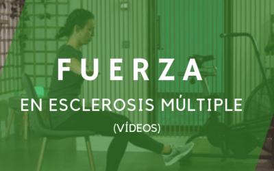Ejercicios de fuerza en Esclerosis Múltiple: Rutina 1                                        4.9/5(10)