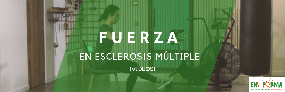 Ejercicios de fuerza en Esclerosis Múltiple: rutina 2                                        4.42/5(33)
