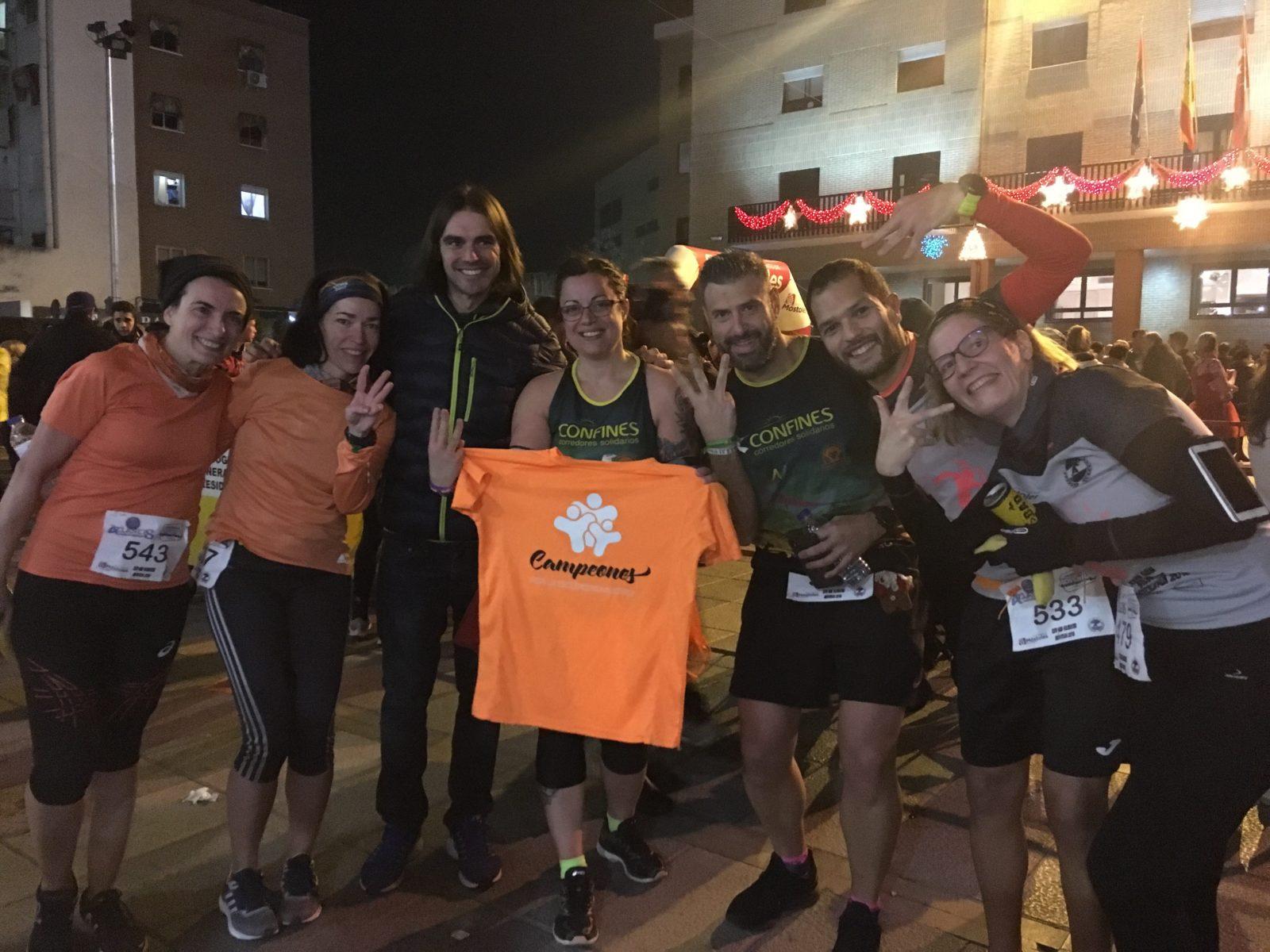 Anabel Duque, Campeona por la Esclerosis Múltiple