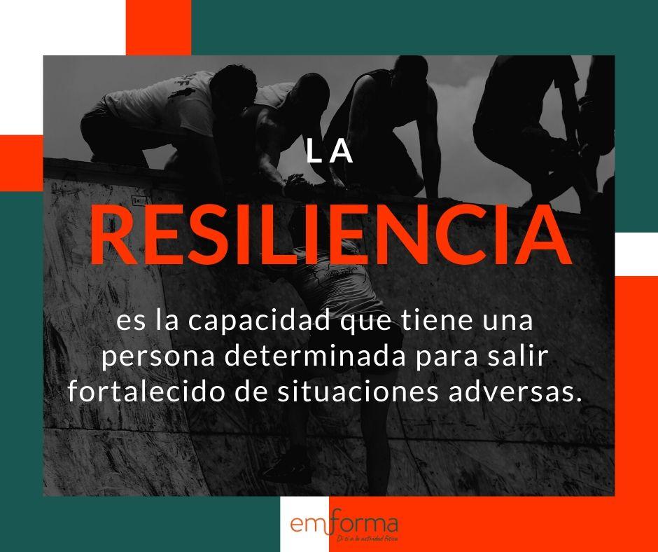 Recomendaciones para aumentar tu resiliencia tras un brote