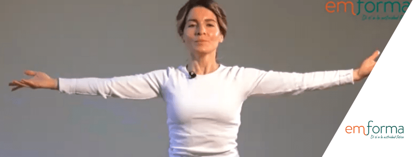Yoga y Esclerosis Múltiple (rutina en silla)                                        4.84/5(37)