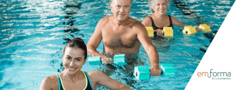 Actividad física y Esclerosis Múltiple durante el verano: ¿por qué no en el agua?                                        4.83/5(12)