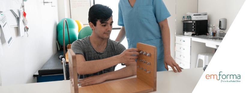 Atención sociosanitaria integral y terapia ocupacional en Esclerosis Múltiple                                        4.83/5(12)