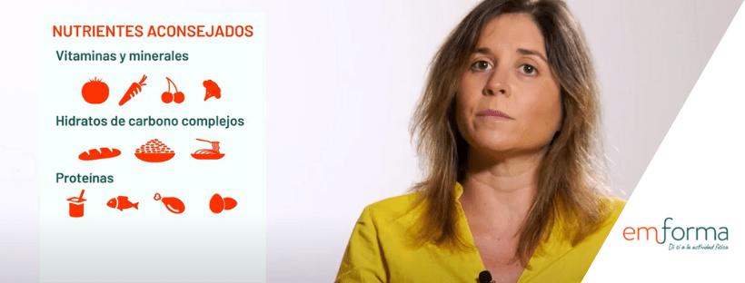 Alimentación saludable en Esclerosis Múltiple                                        4.87/5(39)