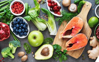 Alimentación y síntomas en Esclerosis Múltiple